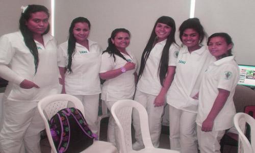 FP Auxiliar de Enfermería