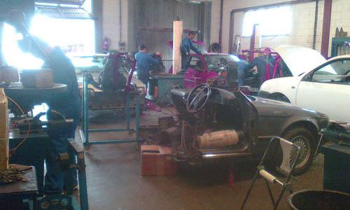 FP Electromecánica de Vehículos Automóviles a Distancia