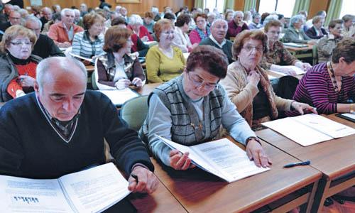 Pruebas Libres Acceso a la Universidad mayores de 45 años