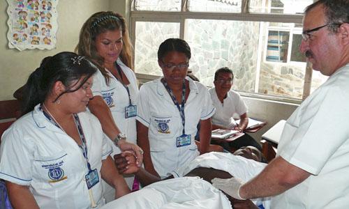 Pruebas Libres Auxiliar de Enfermería