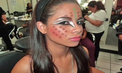 Pruebas Libres Caracterización y Maquillaje Profesional