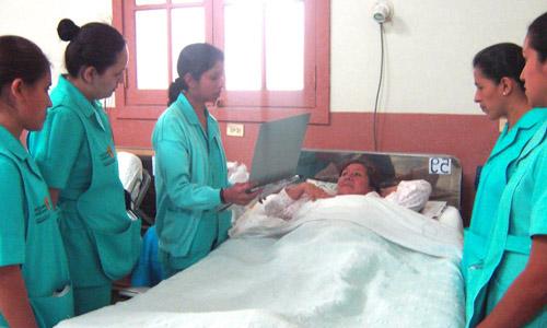 Pruebas Libres Cuidados Auxiliares de Enfermería