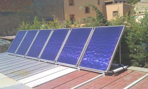 Pruebas Libres Eficiencia Energética y Energía Solar Térmica