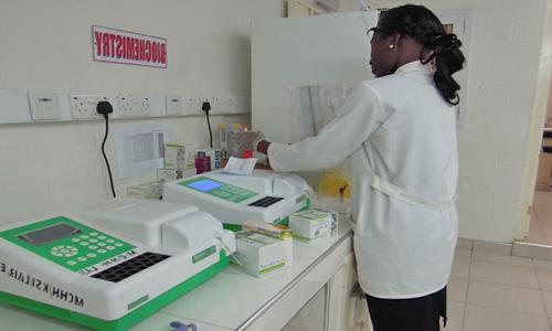 Pruebas Libres Laboratorio de Diagnóstico Clínico