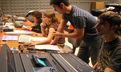 Pruebas Libres Producción de Audiovisuales, Radio y Espectáculos