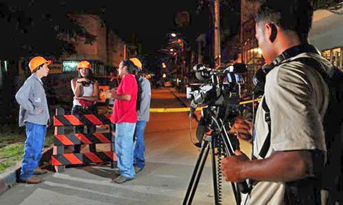 Pruebas Libres Producción de Audiovisuales y Espectáculos