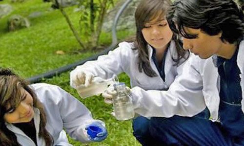 Pruebas Libres Química Ambiental